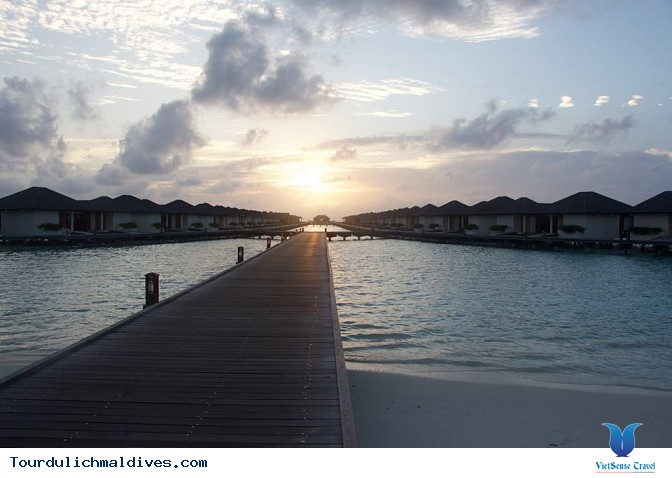 Hình ảnh chân thực về chuyến du lịch Maldives 27/2 - Ảnh 5