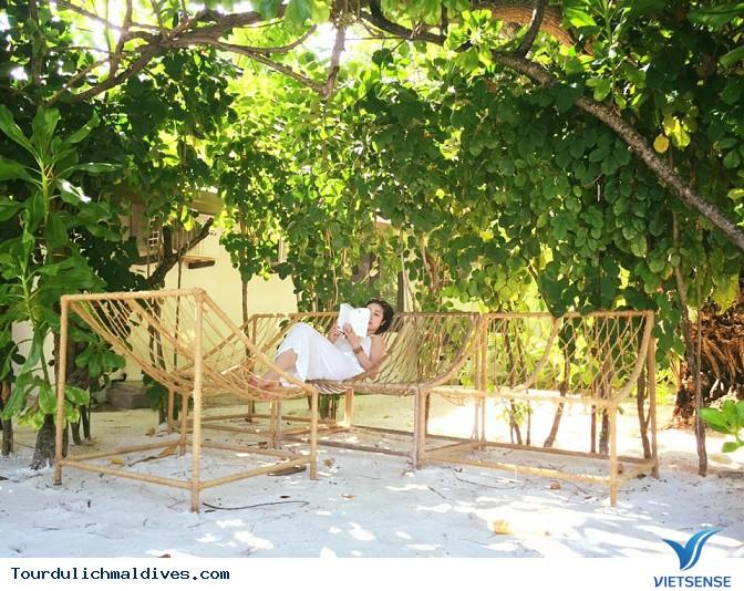 Hình ảnh chân thực về chuyến du lịch Maldives 27/2 - Ảnh 23