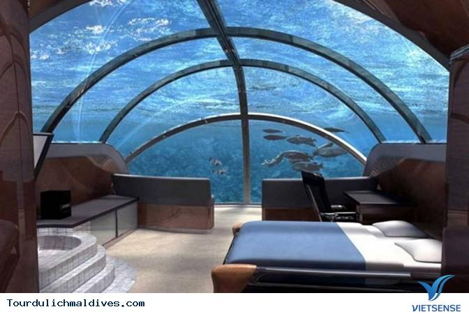 Huvafen Fushi khách sạn đẹp lung linh dưới nước tại Maldives - Ảnh 11