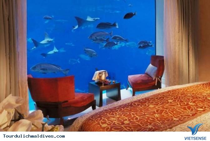 Huvafen Fushi khách sạn đẹp lung linh dưới nước tại Maldives - Ảnh 3