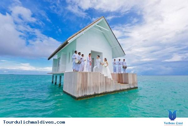 Maldives - nơi giấc mơ của bạn được trở thành hiện thực - Ảnh 1