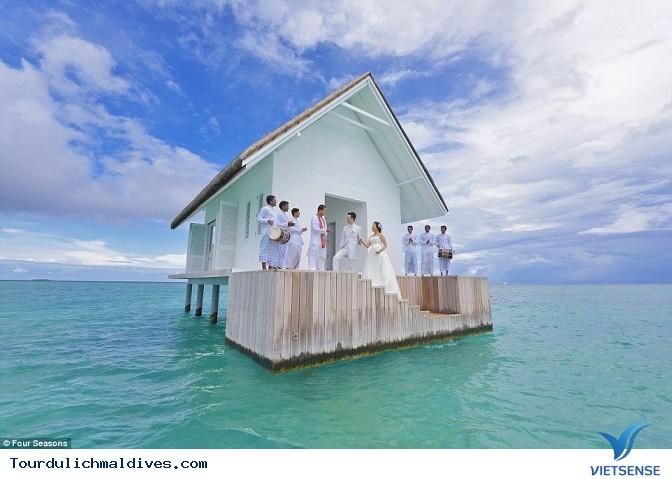 Maldives - nơi giấc mơ trở thành hiện thực - Ảnh 2