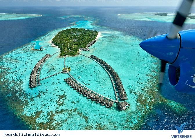 Maldives sắp chìm và biến mất khi nước biển dâng lên - Ảnh 8