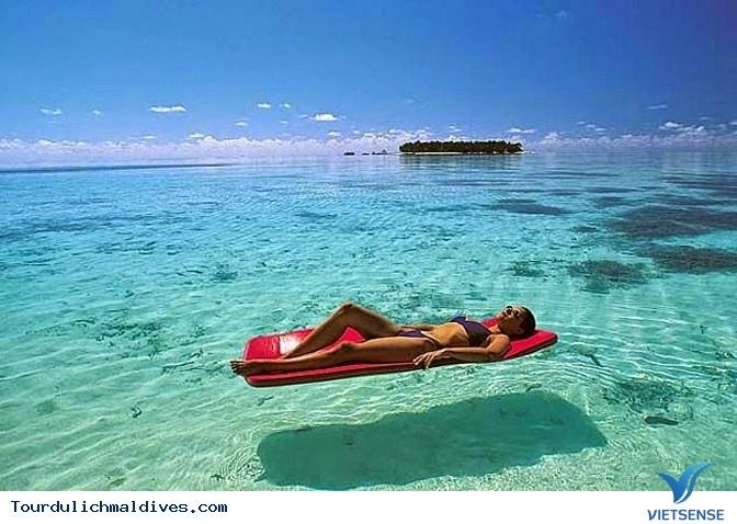 Maldives sắp chìm và biến mất khi nước biển dâng lên - Ảnh 7