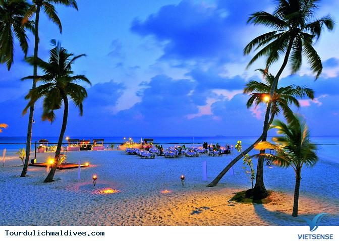 Maldives sắp chìm và biến mất khi nước biển dâng lên - Ảnh 2