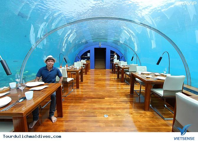 Maldives sắp chìm và biến mất khi nước biển dâng lên - Ảnh 9