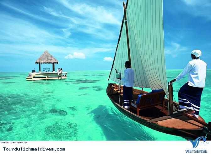 Thiên đường Du Lịch Maldives những nơi bạn không thể không đặt chân đến - Ảnh 2