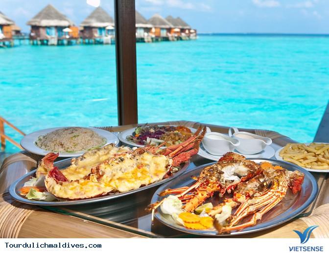 Thưởng thức những món ăn đặc sắc nhất tại thiên đường biển Maldives - Ảnh 2