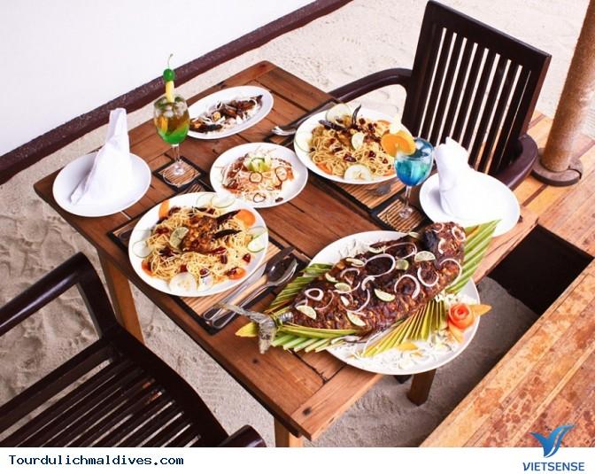 Thưởng thức những món ăn đặc sắc nhất tại thiên đường biển Maldives - Ảnh 3