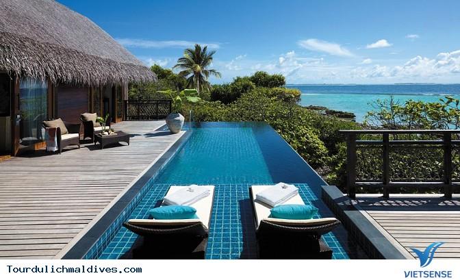 Top những khu nghỉ dưỡng đẳng cấp nhất ở Maldives - Ảnh 1