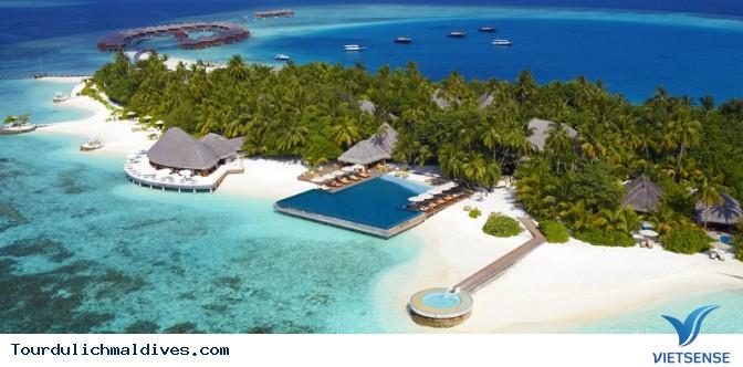 Top những khu nghỉ dưỡng đẳng cấp nhất ở Maldives - Ảnh 3