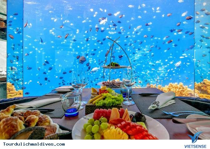 Top những khu nghỉ dưỡng đẳng cấp nhất ở Maldives - Ảnh 7