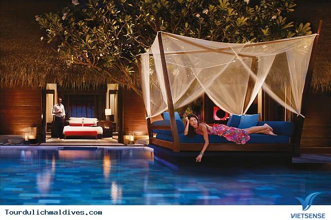 Top những khu nghỉ dưỡng đẳng cấp nhất ở Maldives - Ảnh 6