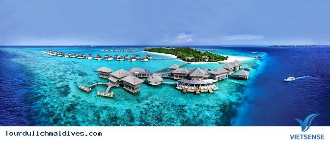 Top những khu nghỉ dưỡng đẳng cấp nhất ở Maldives - Ảnh 4