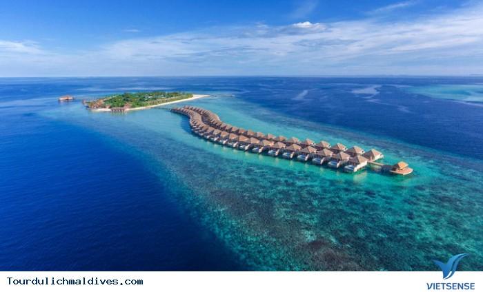 Chiêm ngưỡng những resort đẳng cấp nhất ở Maldives - Ảnh 4