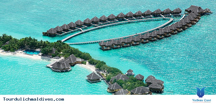 Chiêm ngưỡng những resort đẳng cấp nhất ở Maldives - Ảnh 8