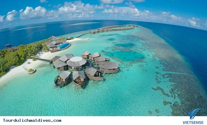 Chiêm ngưỡng những resort đẳng cấp nhất ở Maldives - Ảnh 2