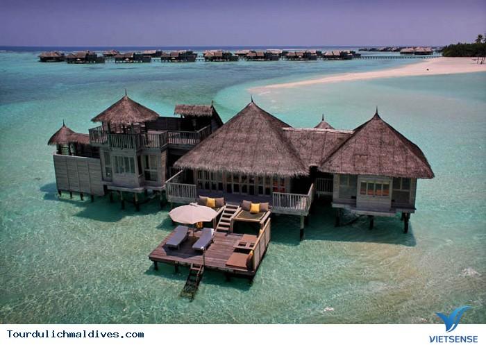 Chiêm ngưỡng những resort đẳng cấp nhất ở Maldives - Ảnh 1
