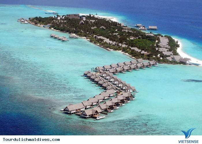 Chiêm ngưỡng những resort đẳng cấp nhất ở Maldives - Ảnh 7