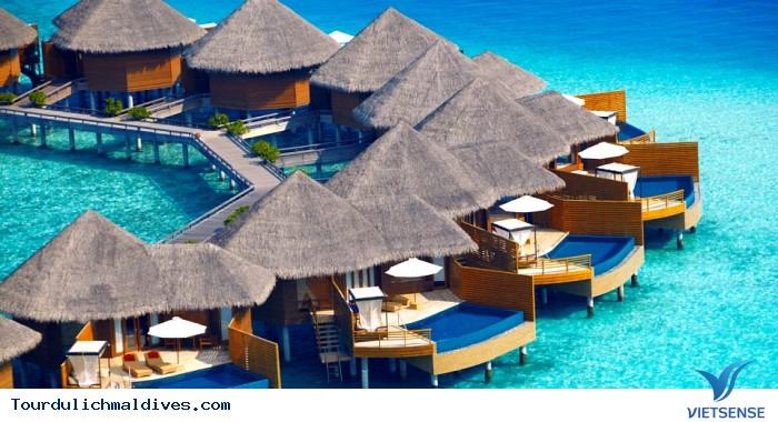 Chiêm ngưỡng những resort đẳng cấp nhất ở Maldives - Ảnh 9