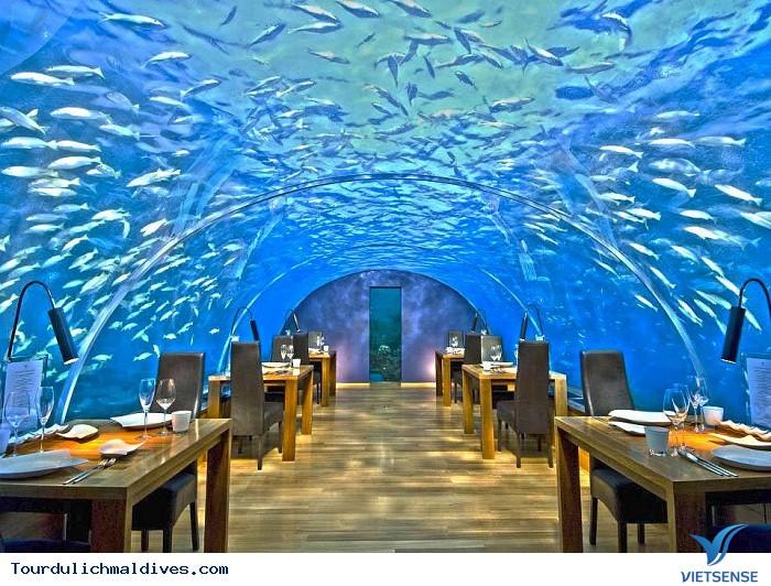 Khám phá khu resort ở Maldives xa hoa nằm giữa lòng Ấn Độ Dương - Ảnh 4