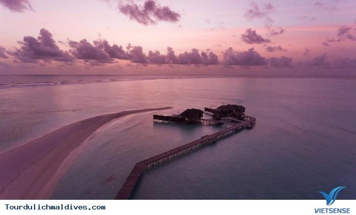 Khám phá khu resort ở Maldives xa hoa nằm giữa lòng Ấn Độ Dương - Ảnh 8