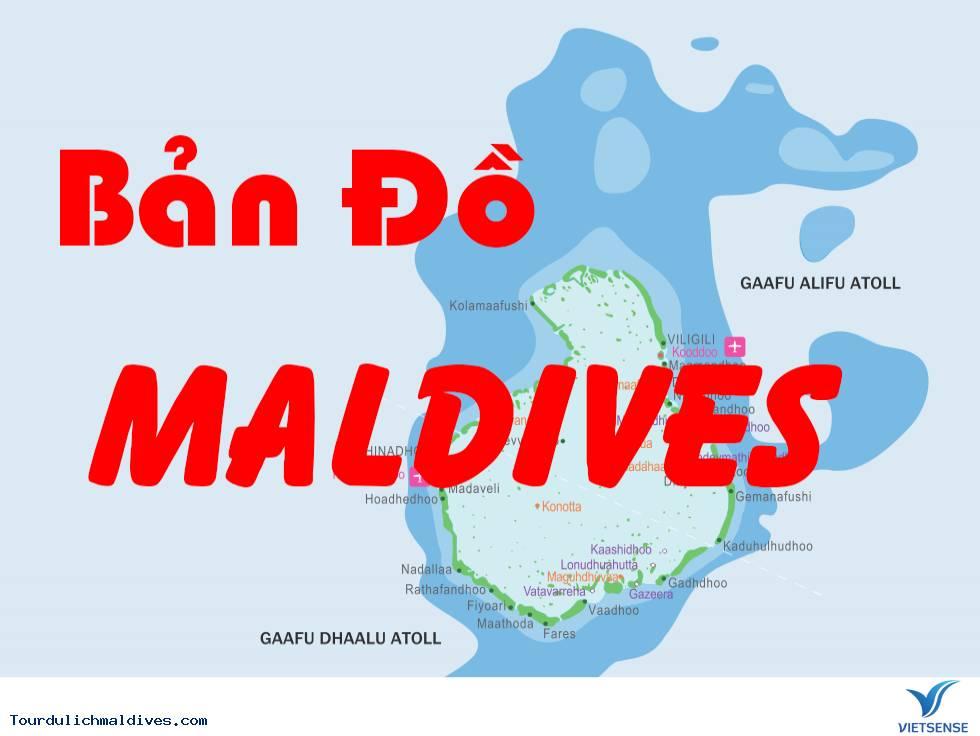 Bản đồ Maldives không thể thiếu khi đi du lịch,ban do maldives khong the thieu khi di du lich
