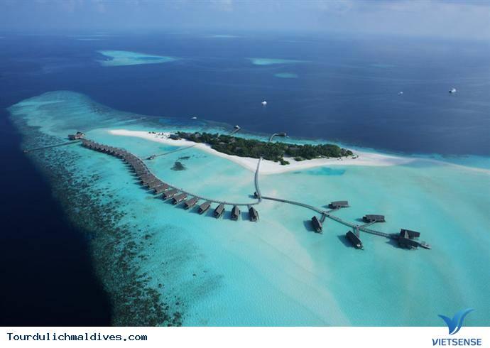 Cocoa Island Resort đốn tim dân nghiền du lịch - Ảnh 1