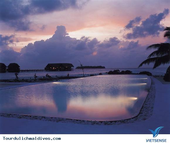 Cocoa Island Resort đốn tim dân nghiền du lịch - Ảnh 3