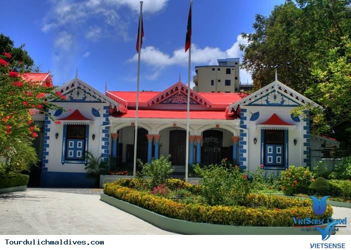 Cung Điện Hoàng Gia Sultan - Bảo Tàng Quốc Gia Maldivan - Ảnh 1