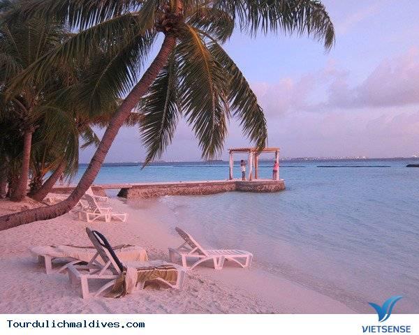 Du lịch Maldives  khám phá chốn bồng lai tiên cảnh - Ảnh 1