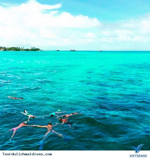 du lịch Maldives không tốn kém như bạn tưởng - Ảnh 1