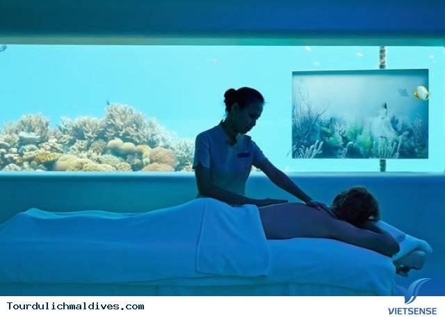 Huvafen Fushi khách sạn đẹp lung linh dưới nước tại Maldives - Ảnh 2