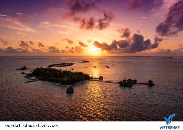 Huvafen Fushi khách sạn đẹp lung linh dưới nước tại Maldives - Ảnh 14
