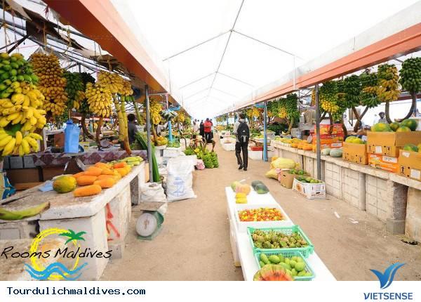Kinh nghiệm mua sắm khi đi du lịch Maldives - Ảnh 1