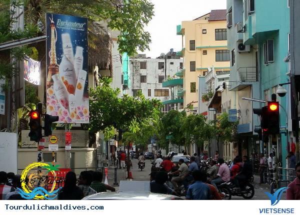 Kinh nghiệm mua sắm khi đi du lịch Maldives - Ảnh 2