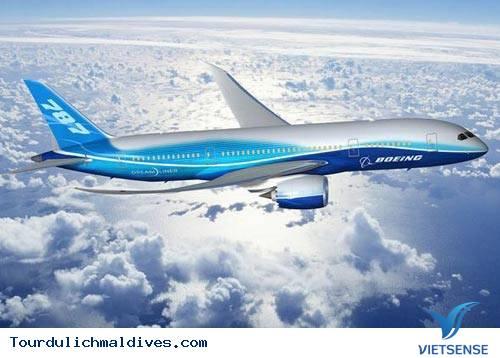 Lịch Bay Đi Maldives từ TP Hồ Chí Minh của Singapore Airlines