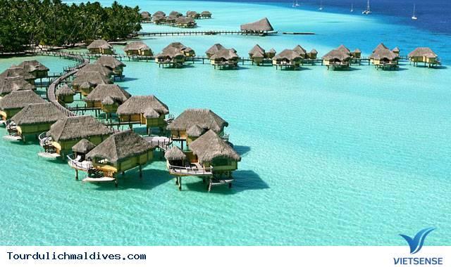 Maldives - nơi giấc mơ trở thành hiện thực - Ảnh 1