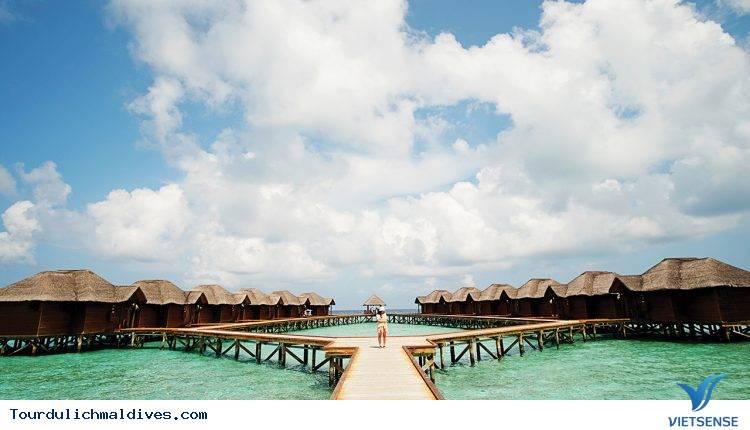 Maldives đôi khi không lộng lẫy
