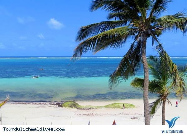Maldives sắp chìm và biến mất khi nước biển dâng lên