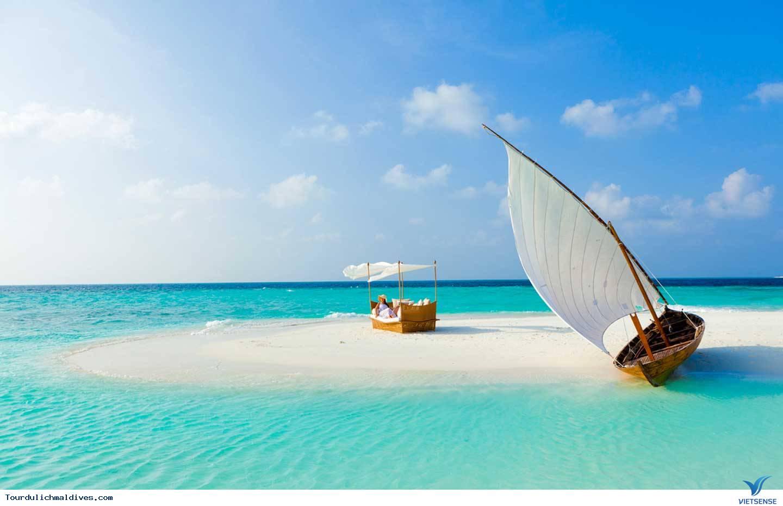 Maldives xứng đáng là thiên đường trên mặt đất - Ảnh 3