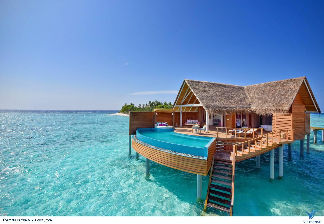 Maldives xứng đáng là thiên đường trên mặt đất - Ảnh 2