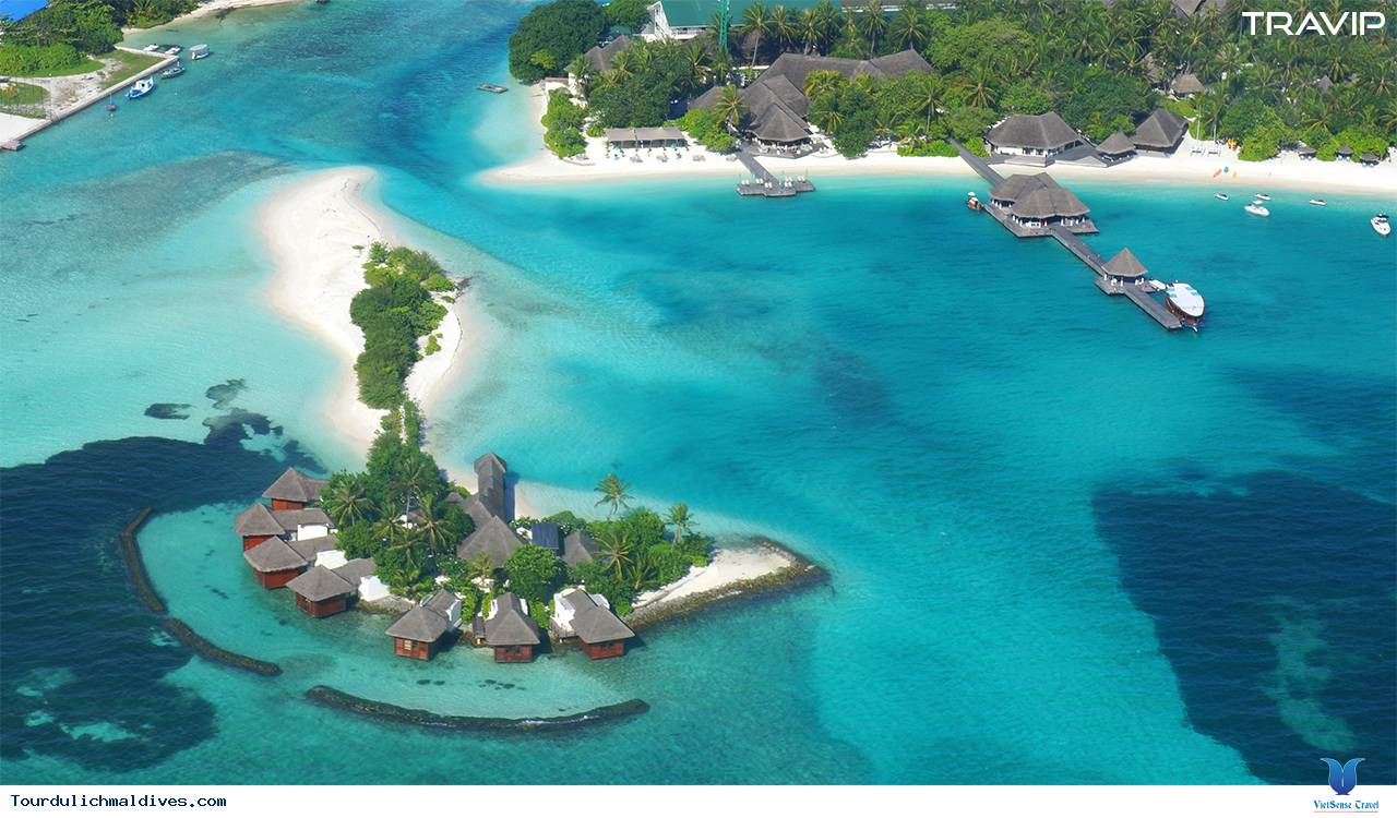 Những lý do đủ để níu chân du khách ở Maldives - Ảnh 1