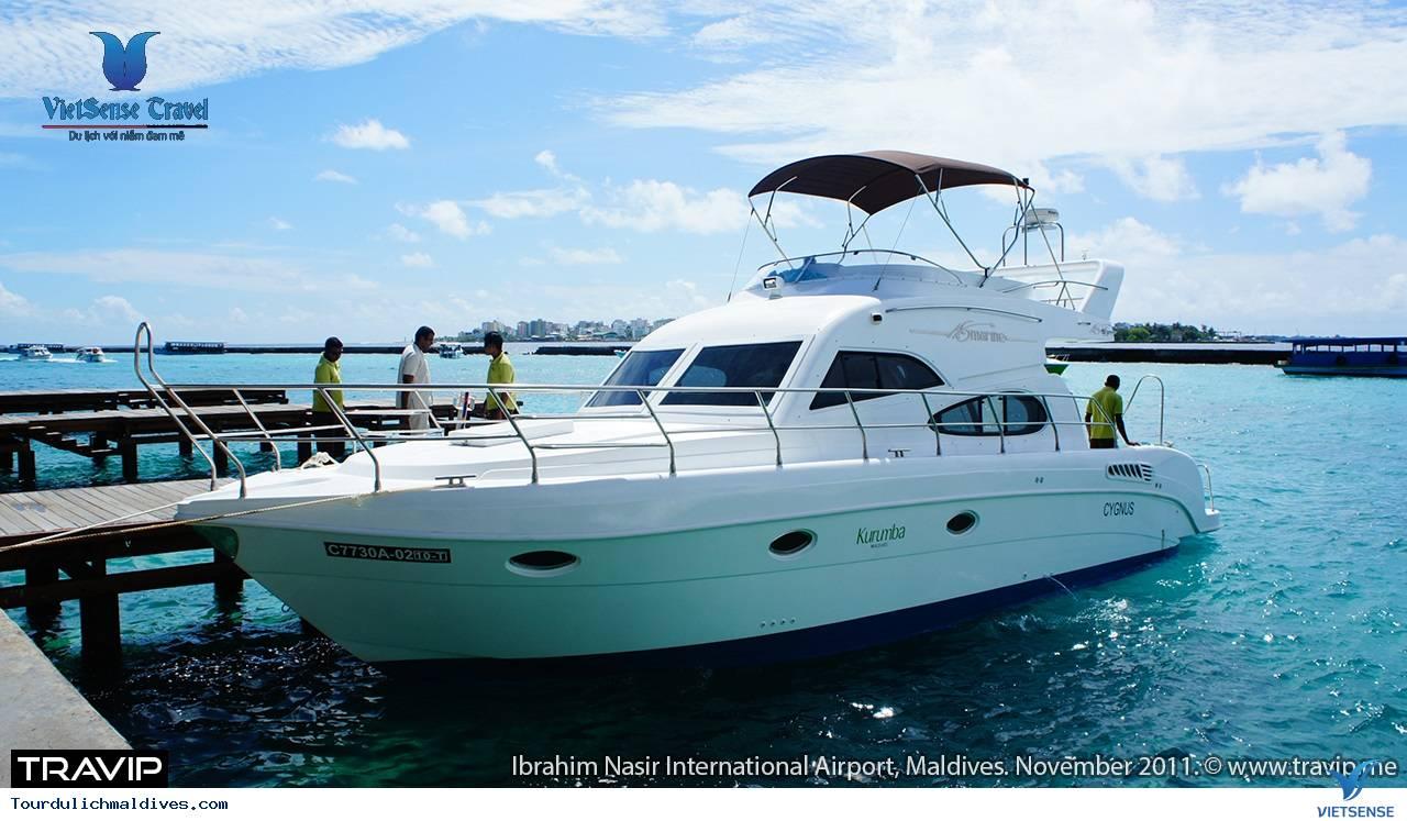 Phương Tiện Giao Thông Ở Maldives - Ảnh 1