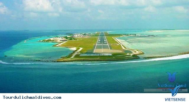 Sân Bay Quốc Tế Ibrahim Nasir – Maldives - Ảnh 1