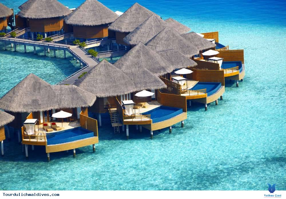 Tận hưởng chuyến du lịch tuyệt vời tại quốc đảo lung linh Maldives